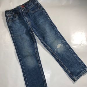 Arizona Ripped Leg Jeans• Boys Size 5